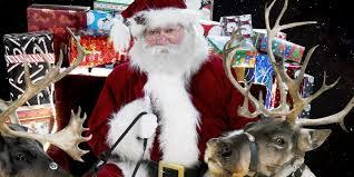 reindeer that don u0027t pull santa claus u0027 sleigh