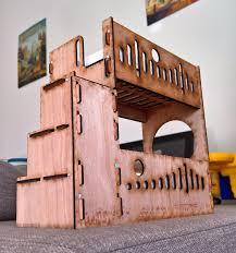 yuriy sklyar bunk bed with no screws