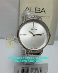 Jam Tangan Alba Analog jam tangan wanita alba ah7943x1 original trans market arloji