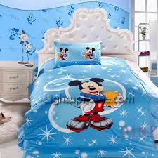 Mickey Mouse King Size Duvet Cover Mickey Mouse Bedding Sets For Boys Kids Bedding Sets