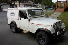 jeep scrambler hardtop 1984 cj 8s