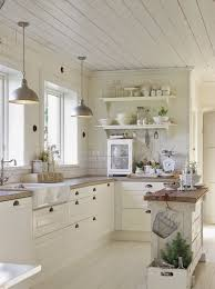 Best  Farmhouse Kitchens Ideas On Pinterest White Farmhouse - Style of kitchen cabinets