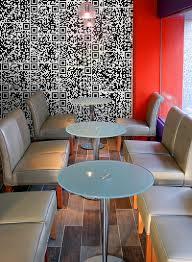 Restaurant Tile Qr Code Tile Design Geometric Restaurant Wall Mosaic Artaic