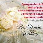 wedding wishes messages for best friend congratulations wishing you a marriage filled with and