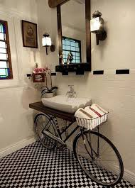 Bicycle Home Decor by Ideas To Reuse Old Objects In Home Decor When Living On A Budget