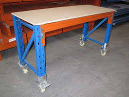 Work Bench For Sale Attractive Pallet Rack Workbench Used Pallet Rack Workbench For