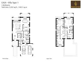 villa plans casa floor plans casa villa for sale and rent in dubai
