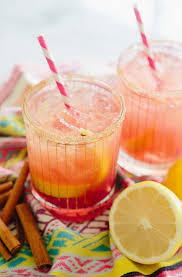 lemon cranberry cocktail best cheap healthy thanksgiving