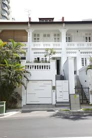 pre war shophouse in singapore transformed into luxury modern home