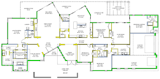 Huge House Floor Plans by Four Bedroom House Plans Australia Stunning Home Design Amazing