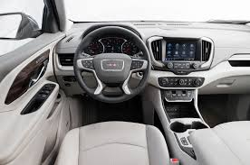 gmc terrain 2017 white 2018 gmc terrain denali 2 0 awd first test shifting debate
