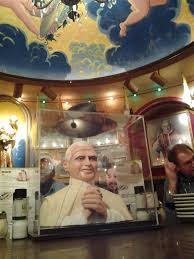Buca Di Beppo Pope Table by White Smoke Seen Over Buca Di Beppo The David Allen Blog