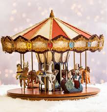 mr christmas grand jubilee carousel by mr christmas