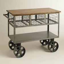 mobile kitchen island 20 best kitchen trolleys carts decoholic
