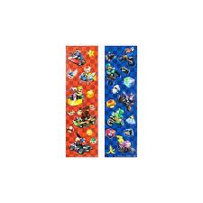 super mario bros stickers 4 sheets partyland zealand u0027s