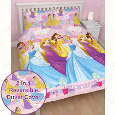 Single Bed Linen Sets Disney Princess Duvet Cover Bedding Sets U2013 Single Double U0026 Junior
