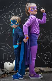 Halloween Costumes Superheros Homemade Halloween Costumes Superheros