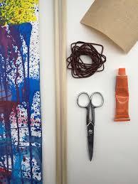 how to hang kids u0027 artwork without a frame u2014 rebecca pitts