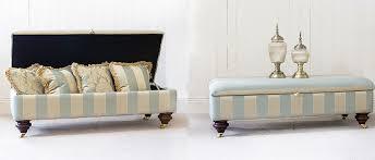 Ottoman Footstools Handmade Footstools Ottoman Footstools Finline Furniture