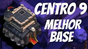 layout vila nivel 9 clash of clans clash of clans a melhor defesa pro centro 9 youtube