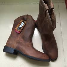 ariat leather boots yu boots