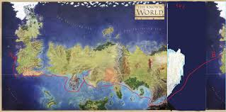 Essos Map Spoilers All What About The Places East Of The Dothraki Sea Asoiaf