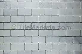 carrara marble subway tile 2x4 polished canada wholesale