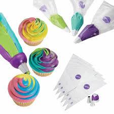 wilton colour swirl decorating set 9 pieces color swirl