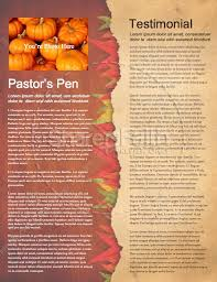 come with thanksgiving christian newsletter template newsletter