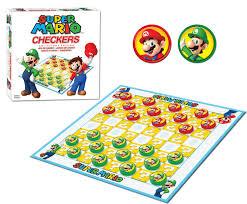 super mario thanksgiving super mario checkers board game bilingual walmart canada