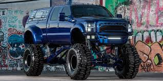 Ford F350 Monster Truck - the guardian f 350