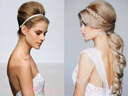 french twisted updo for wedding hairstyles