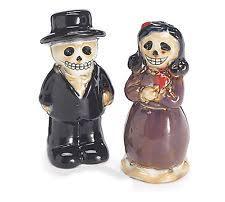 halloween salt and pepper shakers ebay