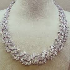 best diamond necklace images Best 25 diamond necklaces ideas delicate best jpg