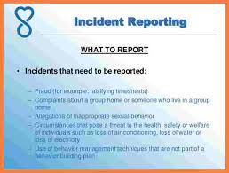 12 information technology incident report template progress