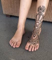 amazing ideas artistic creative legs and henna