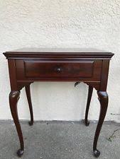 Singer Sewing Machine With Cabinet by Antique Sewing Cabinet Ebay