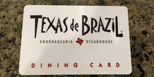 ruth chris steakhouse gift card buyer beware de brazil gift cards travelupdate