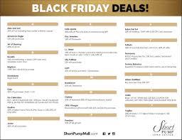 town center unveils black friday deals wtvr