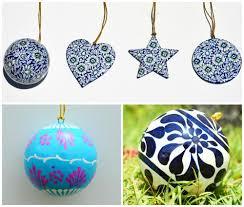 paper mache ornaments hussan habib srinagar id