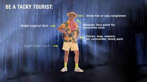 Tacky Tourist Halloween Costume Diy