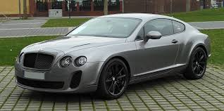 bentley coupe 4 door file bentley continental gt supersports u2013 frontansicht 26 märz