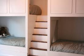 Plans For Building A Loft Bed With Stairs by Grand Design Bunk Beds