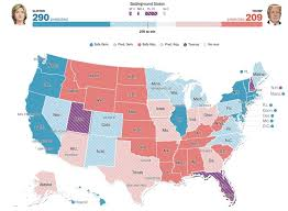 Where Is Ohio On The Map by The Electoral Map Is Definitely Moving In Donald Trump U0027s Direction
