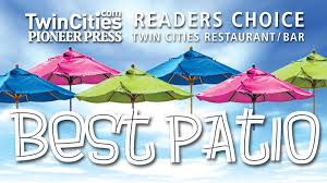 St Paul Patios by Restaurant Patios In The Twin Cities Vote For Your Favorites
