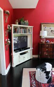 putting baby in the corner dealing with the television our ballard designs corner media unit