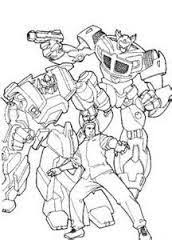 13 transformers images child coloring pages