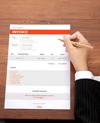 design inspiration invoice don t hold back on your invoice 25 inspiring designs inspirationfeed
