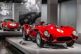 ferrari u0027s 70th anniversary seeing red exhibition hypebeast