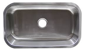 stainless steel undermount single bowl sinks super home surplus